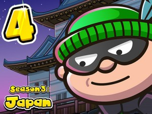 Bob the Robber 4 Season 3 Japan