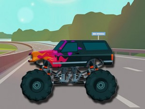 Extreme Monster Trucks Memory