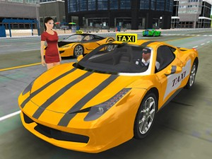 Free New York Taxi Driver 3D