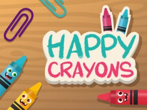 Happy Crayons