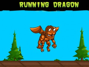 Running Dragon