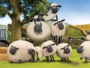 Shaun The Sheep: Flock Together